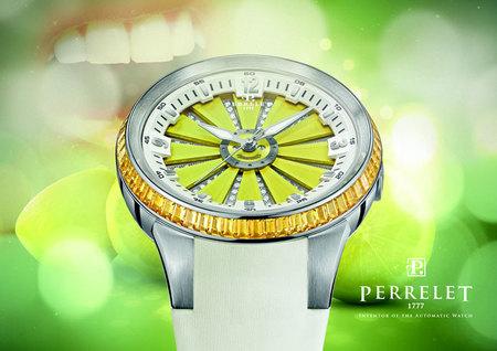 Perrelet Turbine XS Taste, un ejemplo perfecto de talla baguette en relojería de lujo