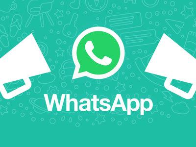 Cómo enviar el mismo mensaje a varios contactos a la vez con WhatsApp para Android