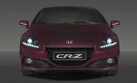 El nuevo Honda CR-Z se desvela en Indonesia