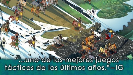 The Banner Saga 2 Android