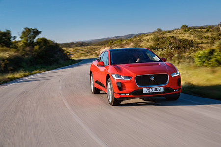 Jaguar I-PACE First Edition 029