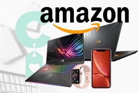 Ofertas tecnología en Amazon: Apple Watch, iPhone XR y portátiles gaming rebajados