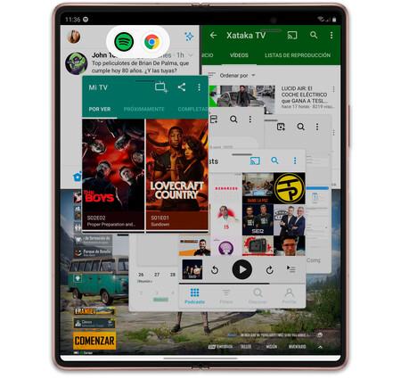 Samsung Galaxy Z Fold 04 A