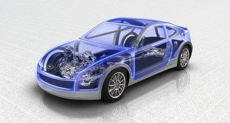 Subaru Boxer Sports Car Architecture: las tripas del FT-86 II