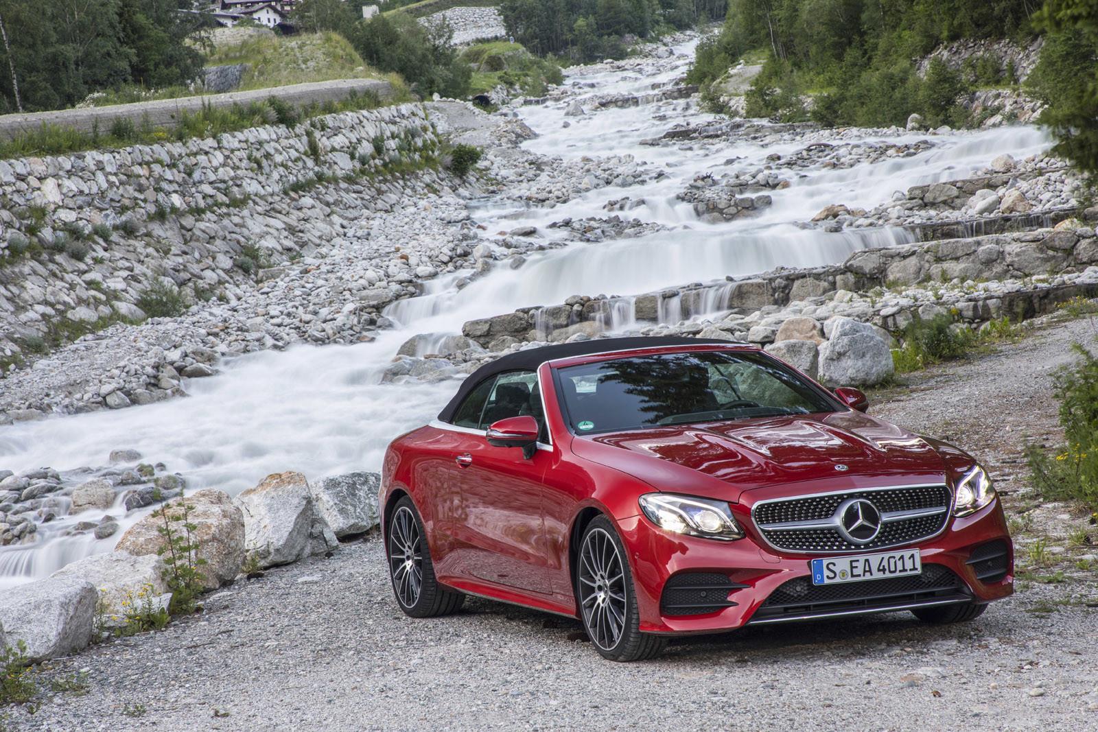 Foto de Mercedes-Benz Clase E Cabrio, toma de contacto (120/156)