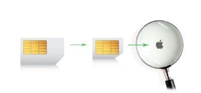 Apple propone usar una tarjeta SIM aún más pequeña que las actuales micro-SIM