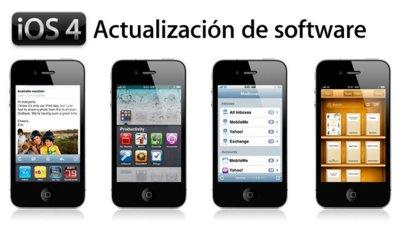 iOS 4, mucho más que el nuevo nombre para el sistema operativo móvil de Apple