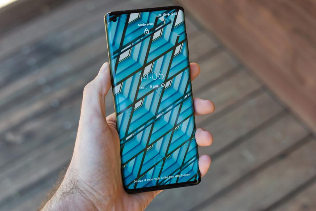 El Motorola™ Edge además recibe su ración de Android™ 11