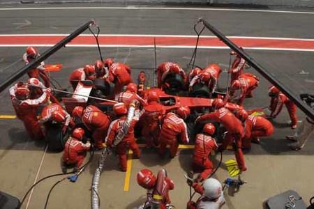 Ferrari volvió a fallar y ya roza el ridículo