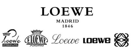 LOS LOGOS LOEWE