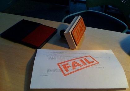 FailBeta, aprendiendo de los errores ajenos