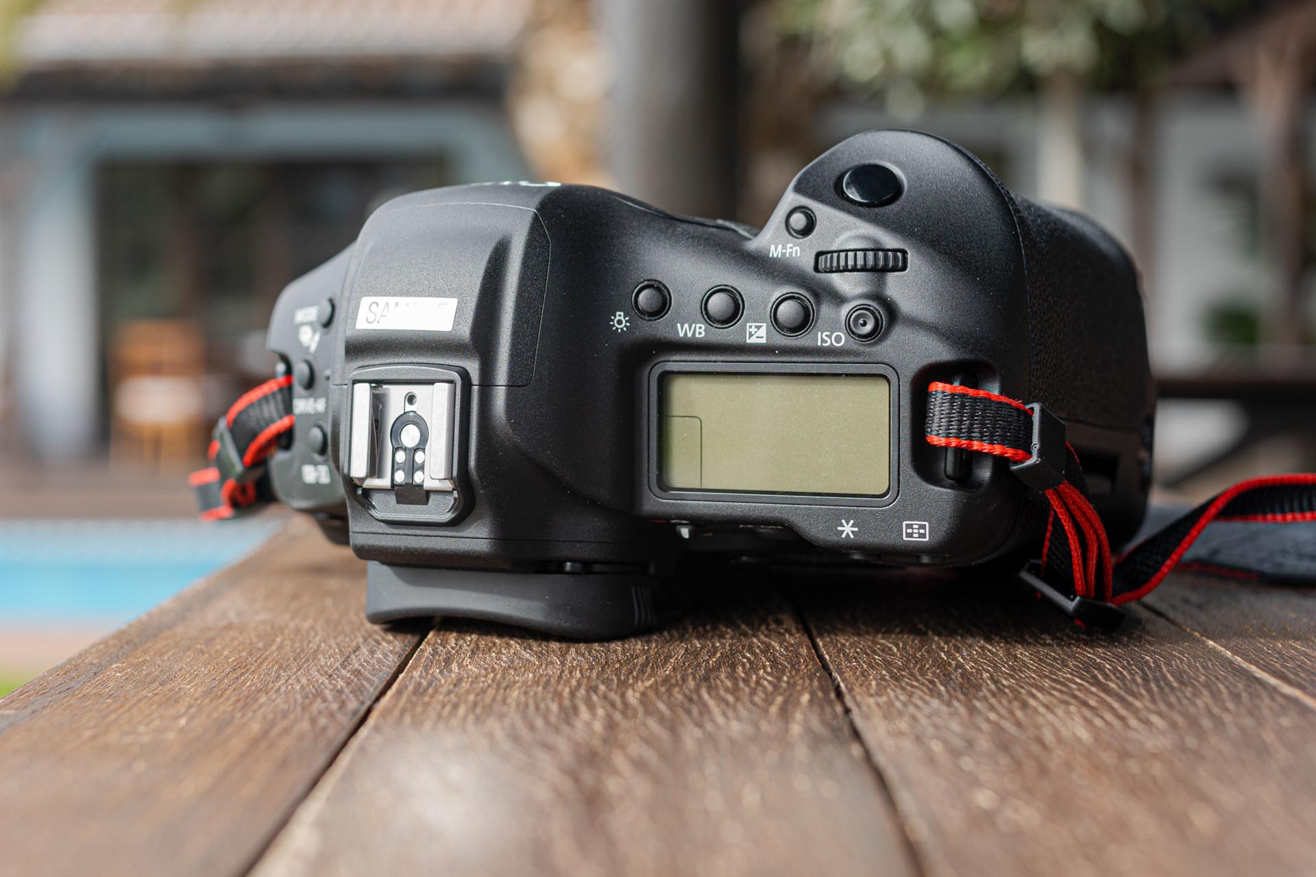 Foto de Canon EOS-1D X Mark III (10/38)