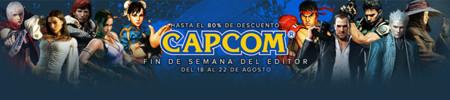 Fin de semana de ofertas en Steam de parte de Capcom
