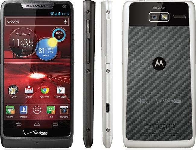 Motorola Droid RAZR M HD, Return The Steroids