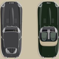 El sublime Jaguar E-Type cumple 60 años, y la marca lo va a celebrar fabricando tan solo seis parejas de E-Type 60 Edition