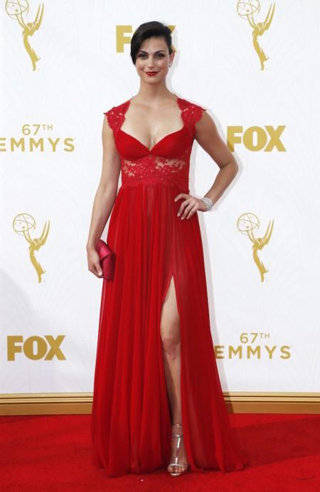 Morena Baccarin Emmys 2015 2