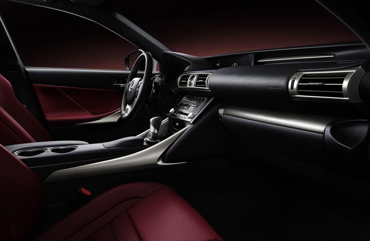 Foto de Lexus IS F Sport (2013) (13/16)