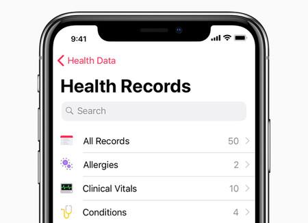 iOS 11.3 salud