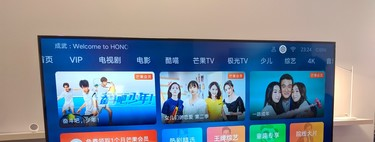 Honor Vision Pro, first impressions: Harmony OS is not just a substitute for Android, is also prepared to innovate in tvs