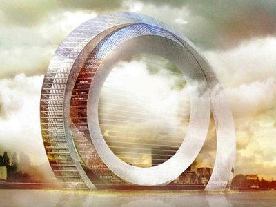 Holanda ya prepara el molino de viento del futuro, totalmente sostenible y habitable