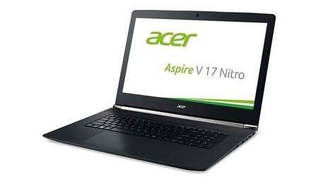 """Si quieres un portátil potente y con pantalla de 17"""", en eBay, tienes el Acer Aspire Nitro VN7-792G-70G a sólo 669 euros"""