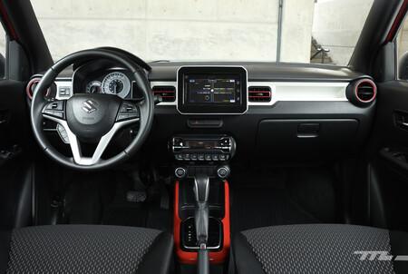 Nissan March Vs Hyundai Grand I10 Vs Suzuki Ignis Comparativa Opiniones Mexico 14