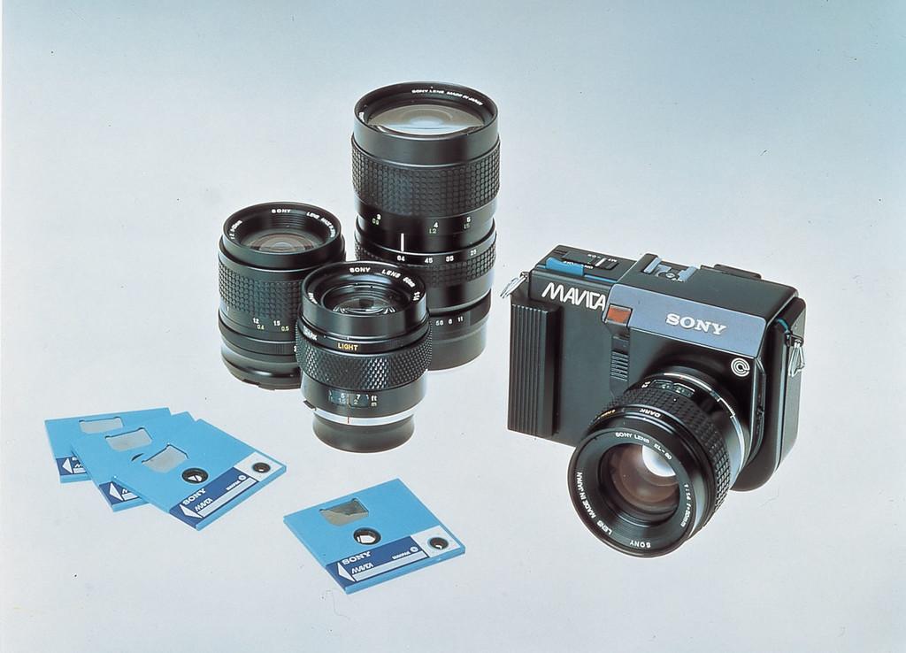 1981 Sony™ Mavica C Sony™ Corp