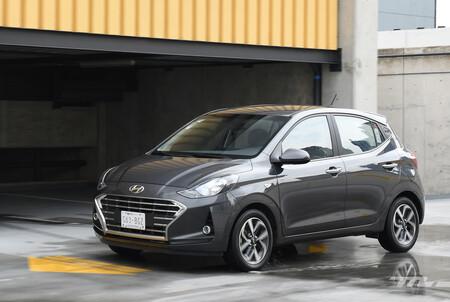 Nissan March Vs Hyundai Grand I10 Vs Suzuki Ignis Comparativa Opiniones Mexico 19