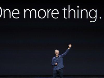 One more thing... Emojis menos sugerentes, un concepto de iPhone 8 sin marcos y lo que perdimos con el MacBook Pro