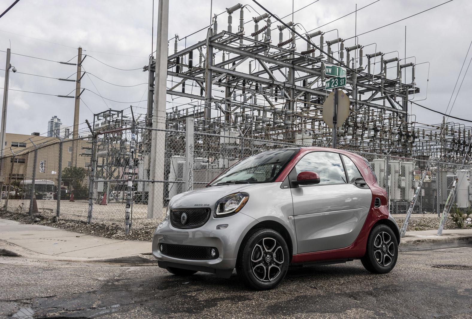 Foto de smart fortwo Electric Drive, toma de contacto (28/313)