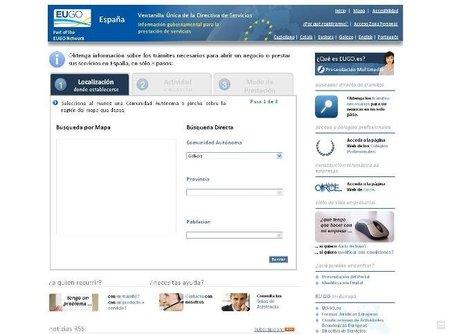Eugo.es el portal de ayuda para los que quieran iniciar una actividad empresarial