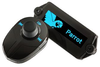 Parrot MK6100, manos libres y música para el coche