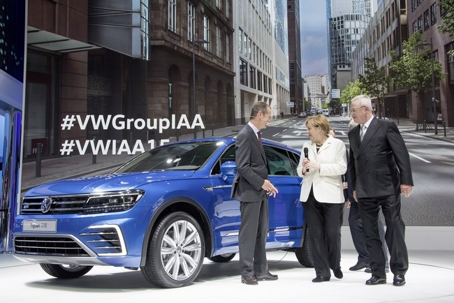 Volkswagen Merkel