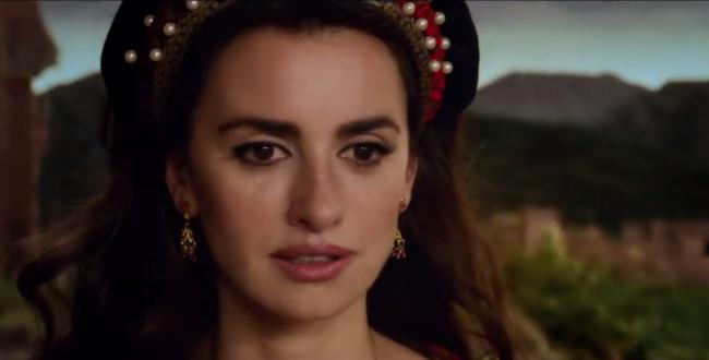 La Reina De Espana Teaser