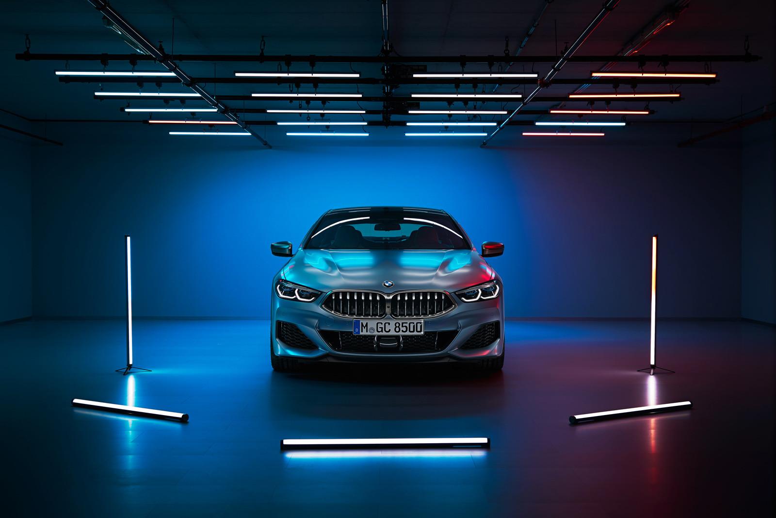 Foto de BMW Serie 8 Gran Coupé (presentación) (10/159)