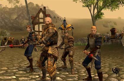 400.000 suscriptores para la beta de Warhammer Online