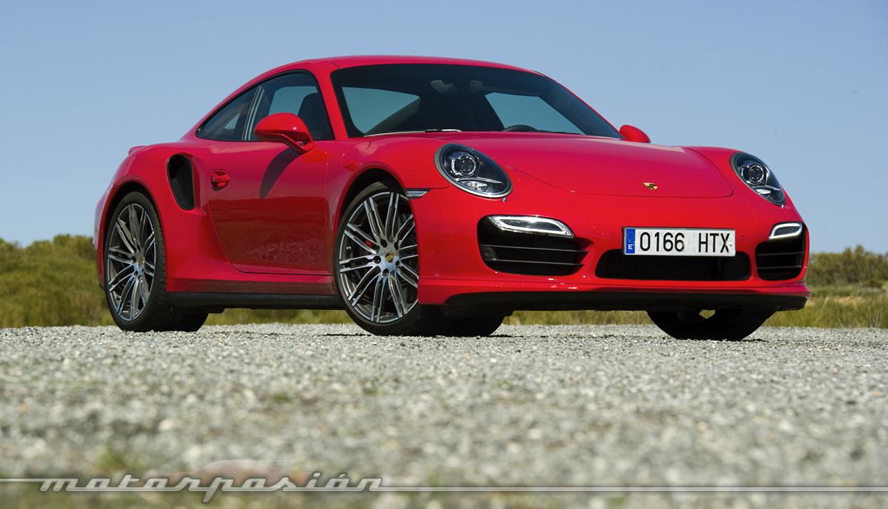 Foto de Porsche 911 Turbo (prueba) (2/33)