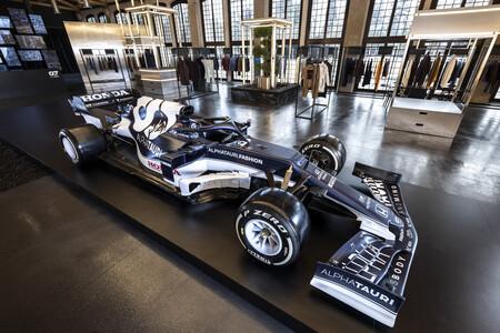 El nuevo Alpha Tauri cambia el negro por el azul para seguir creciendo de la mano de Honda y Red Bull