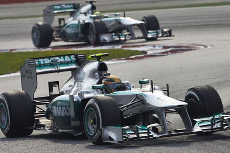 Mercedes AMG mantendrá las órdenes de equipo