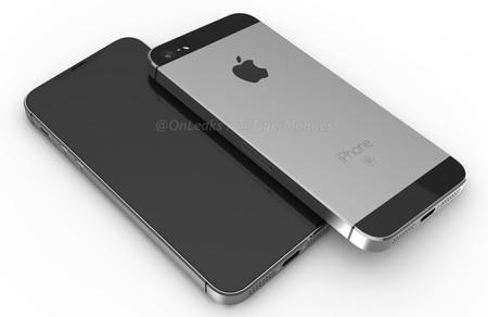 248a11d3b76 El Iphone Se 2 Con Face Id Y Sin Jack De Audio Vuelve En Este Render