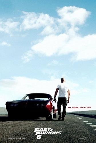 'Fast & Furious 6', tráiler y cartel de la sexta entrega de 'A todo gas'