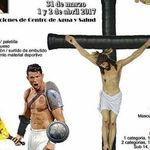 El fervoroso cartel del torneo de pádel de Albox que está dando la vuelta a toda España