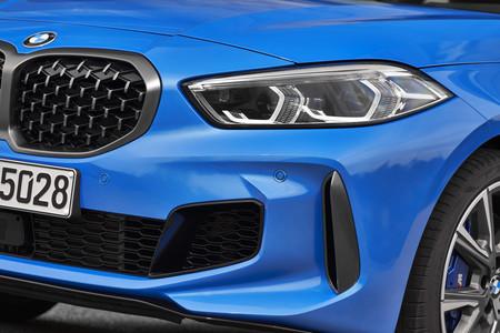 BMW Serie 1 2019 faldón delantero