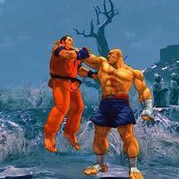 Un fan recrea las intros especiales de los Street Fighter clásicos con los personajes de las últimas entregas