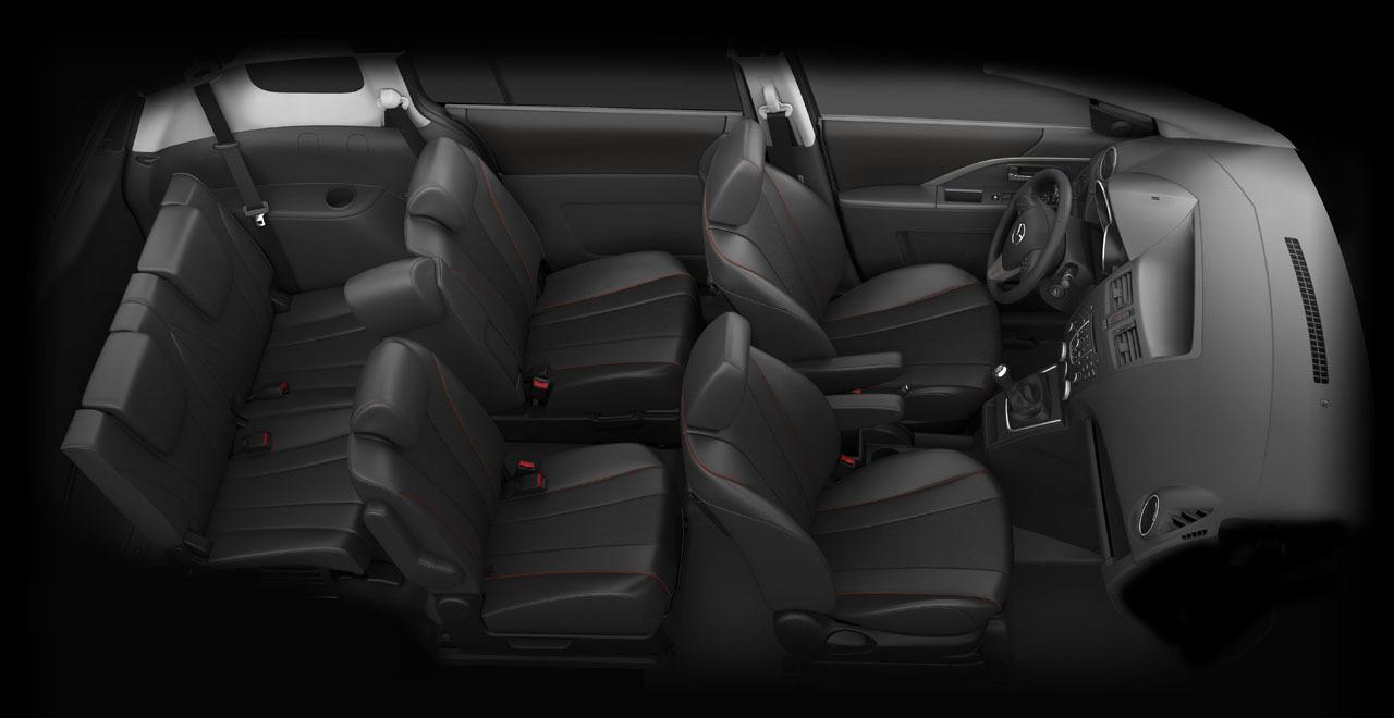 Foto de Mazda5 2010 (101/121)