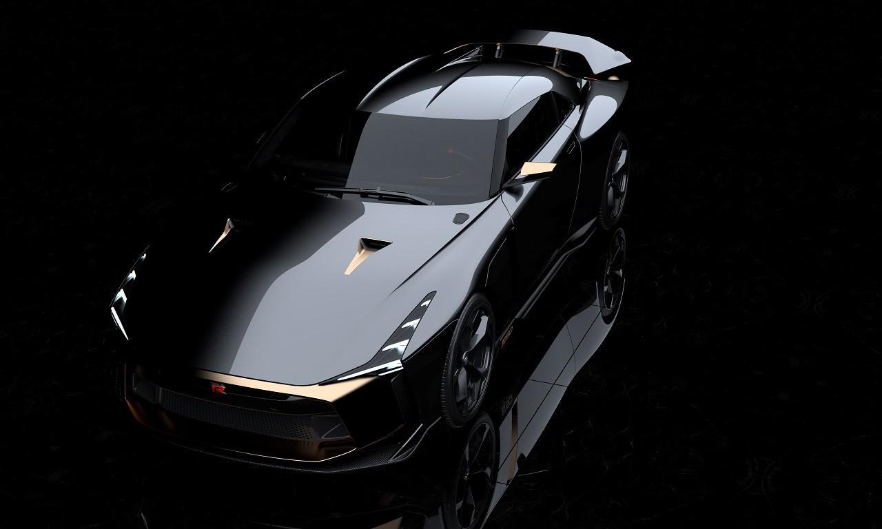 Foto de Nissan GT-R50 By ItalDesign (1/10)