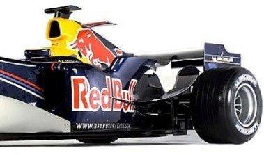 """""""Red Bull Ferrari"""" en 2006"""