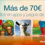 Amazon te regala este agosto una selección de aplicaciones y juegos valorados en más de 90 euros