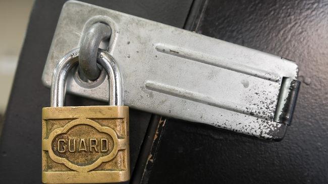 Seguridad bajo llave