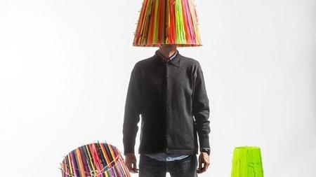 Shoelaces, lámparas solidarias diseñadas con cordones de Camper